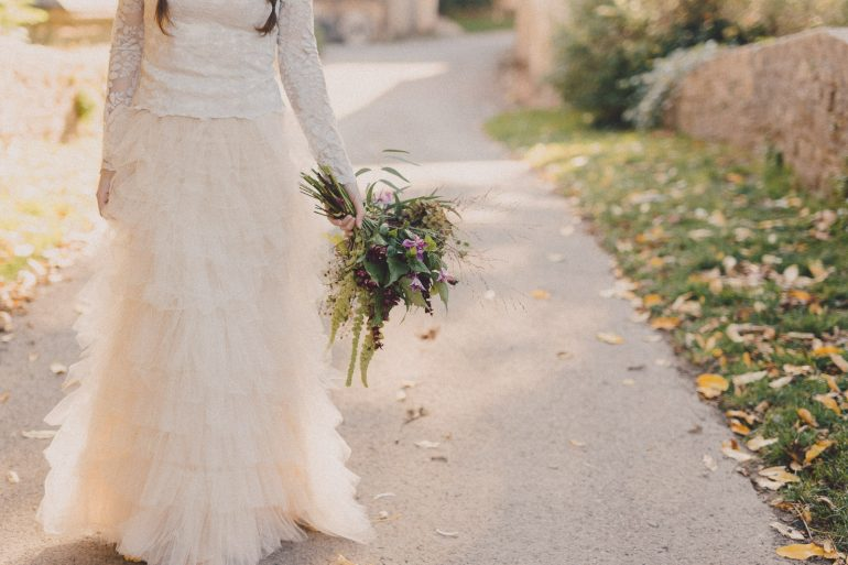 Autumn Wedding Flowers Ideas