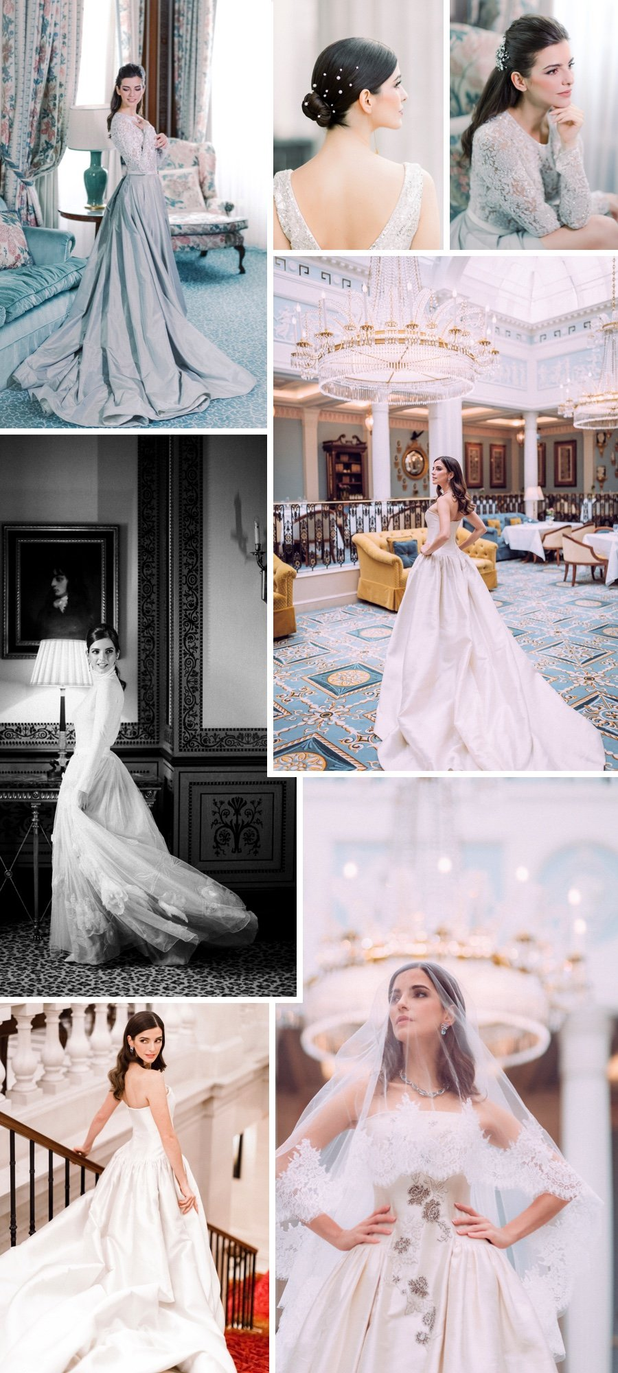 Style shoot: The Lanesborough presents Bruce Oldfield