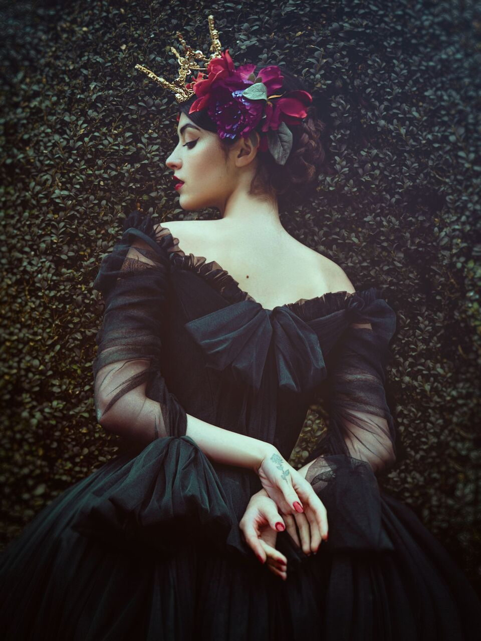 Style shoot: Chantal Mallet's Mystic Autumn