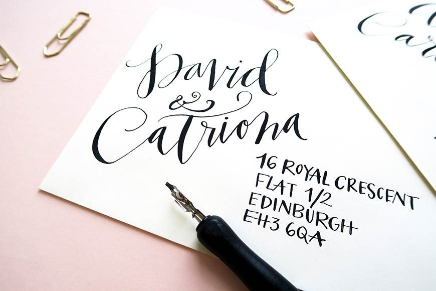 Wedding stationery trends
