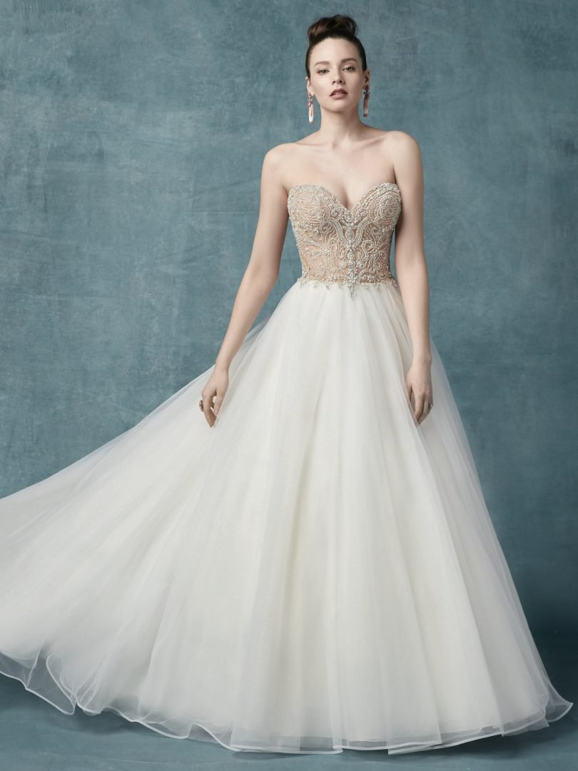 Dress collection: Maggie Sottero 2019