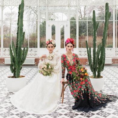 Styled Shoot: Frida Kahlo – Part One