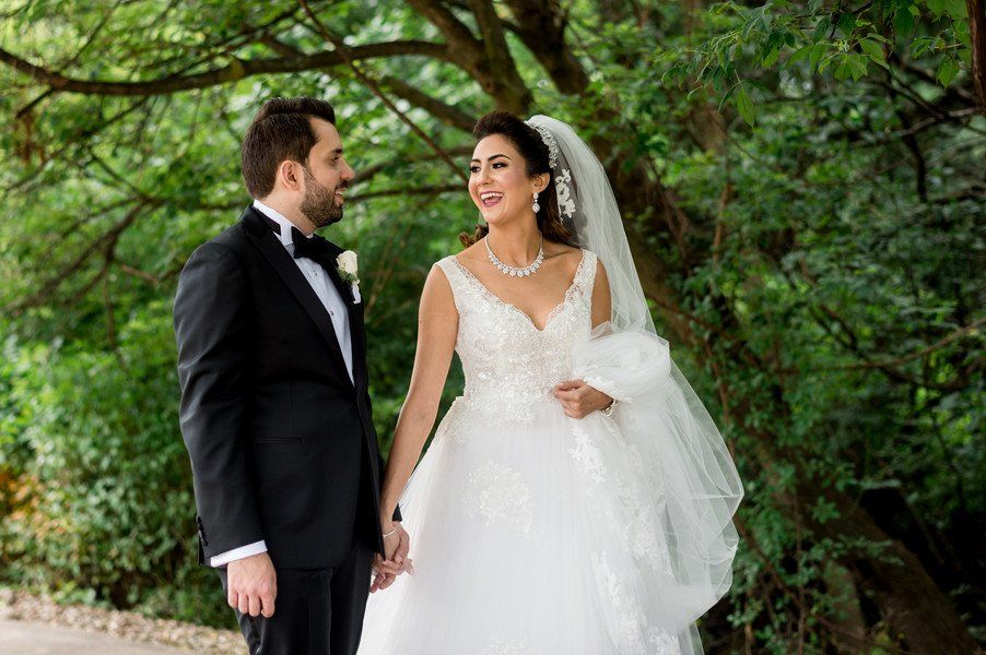 Real wedding: A perfect Persian day