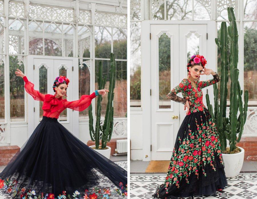 Styled Shoot: Frida Kahlo - Part Two