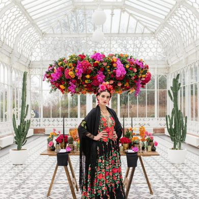Frida Kahlo Wedding Style Shoot – Part Two