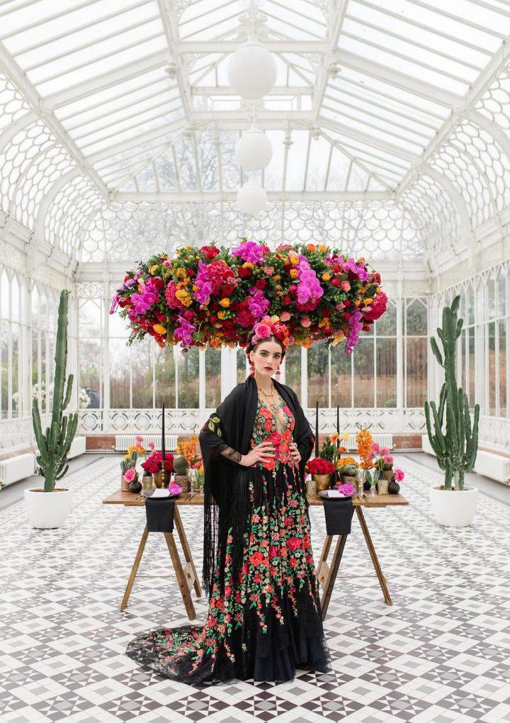 Frida Kahlo Wedding Style Shoot – Part Two