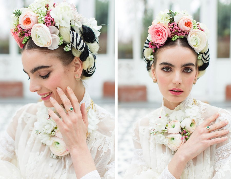 Styled Shoot: Frida Kahlo part one
