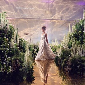 A wedding showcase at Kensington Palace