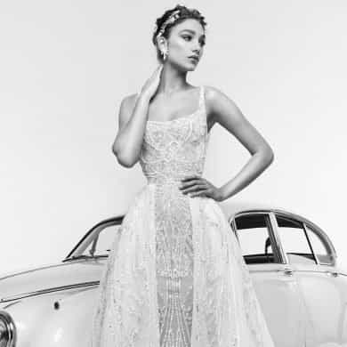 Wedding dress collection: Zuhair Murad Spring 2019