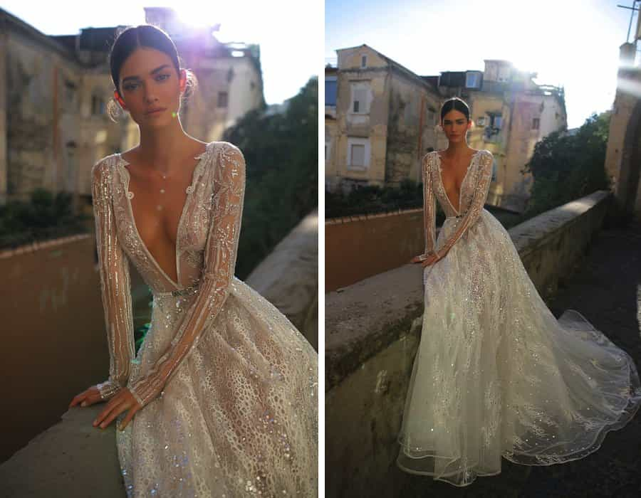 Dress collection: Inbal Dror Fall 2019