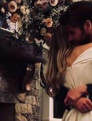 Real wedding: Miley Cyrus & Liam Hemsworth
