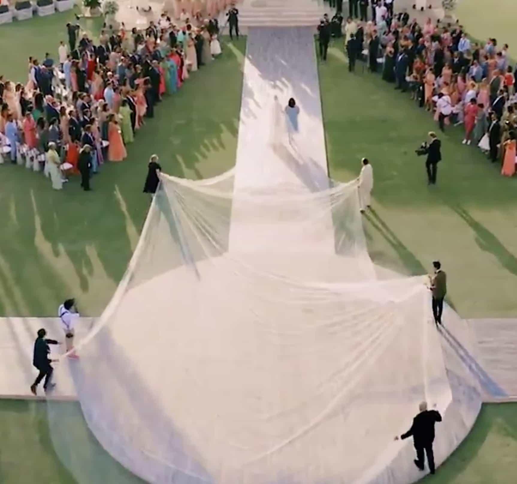 Priyanka Chopra and THAT wedding dress