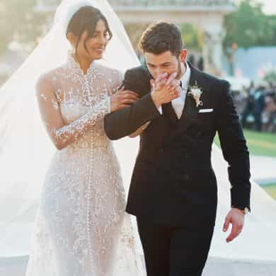 Priyanka Chopra and THAT wedding dress