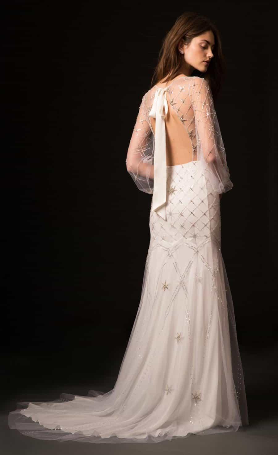 Wedding dress collection: Temperley London Fall 2019