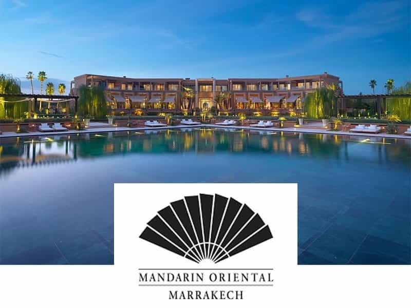 Mandarin Oriental, Marrakech