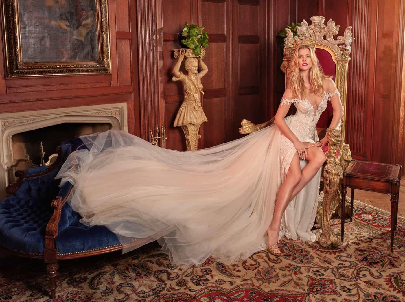 Wedding dress collection: Galia Lahav – Queen of Hearts