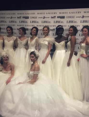 Wedding dress collection: Alan Hannah – Love Supreme