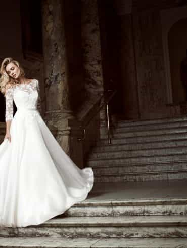 Wedding dress collection: Caroline Castigliano – Celebrating Romance