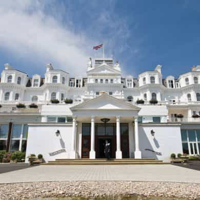 Review: The Grand Hotel Eastbourne 1
