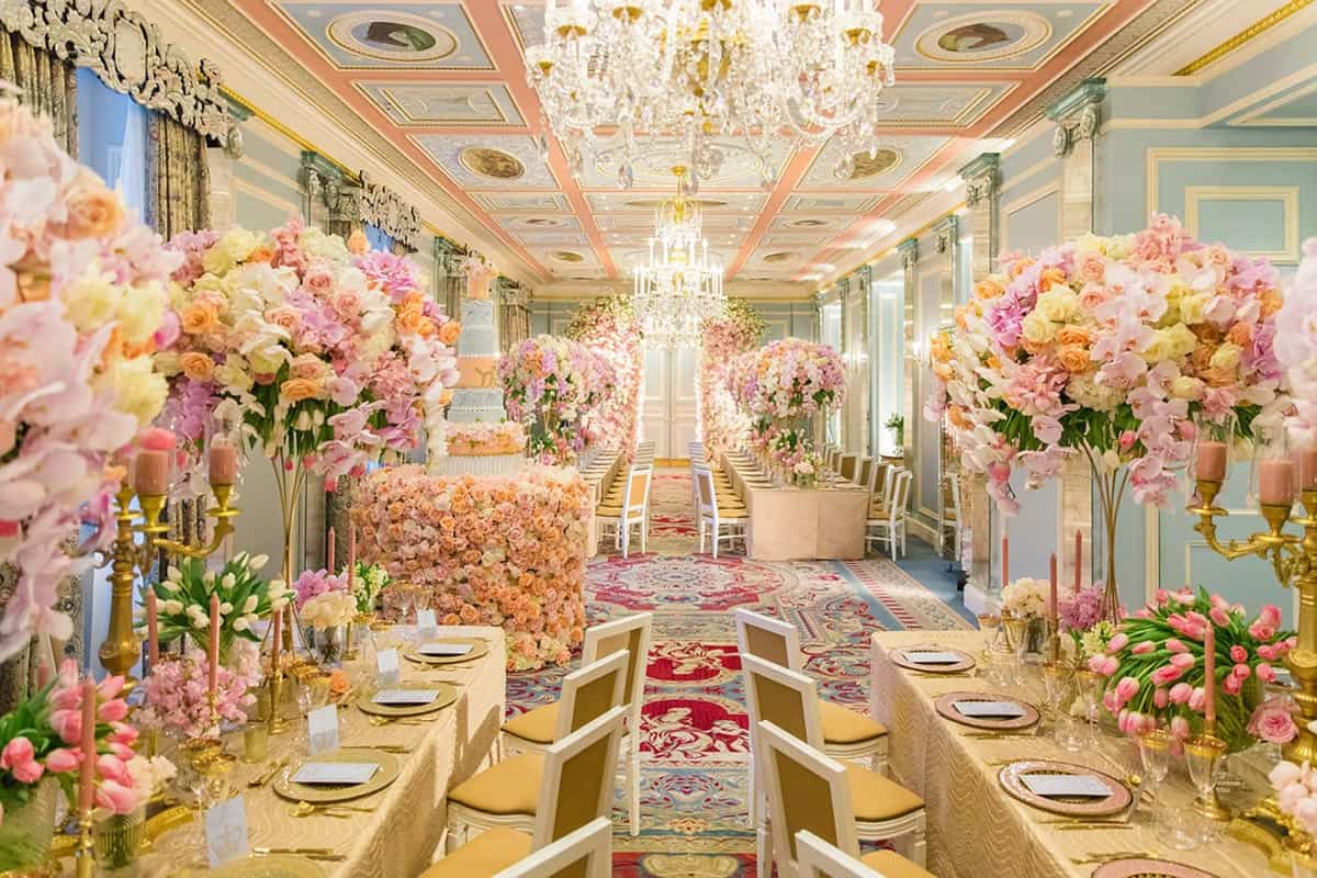 Savoy Hotel Welcomes Karen Tran For A Spectacular Floral Masterclass