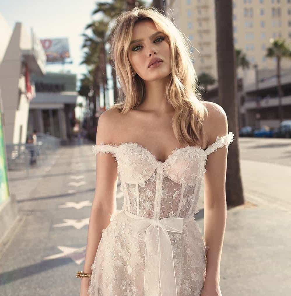 Wedding dress collection: MUSE by Berta – City of Angels