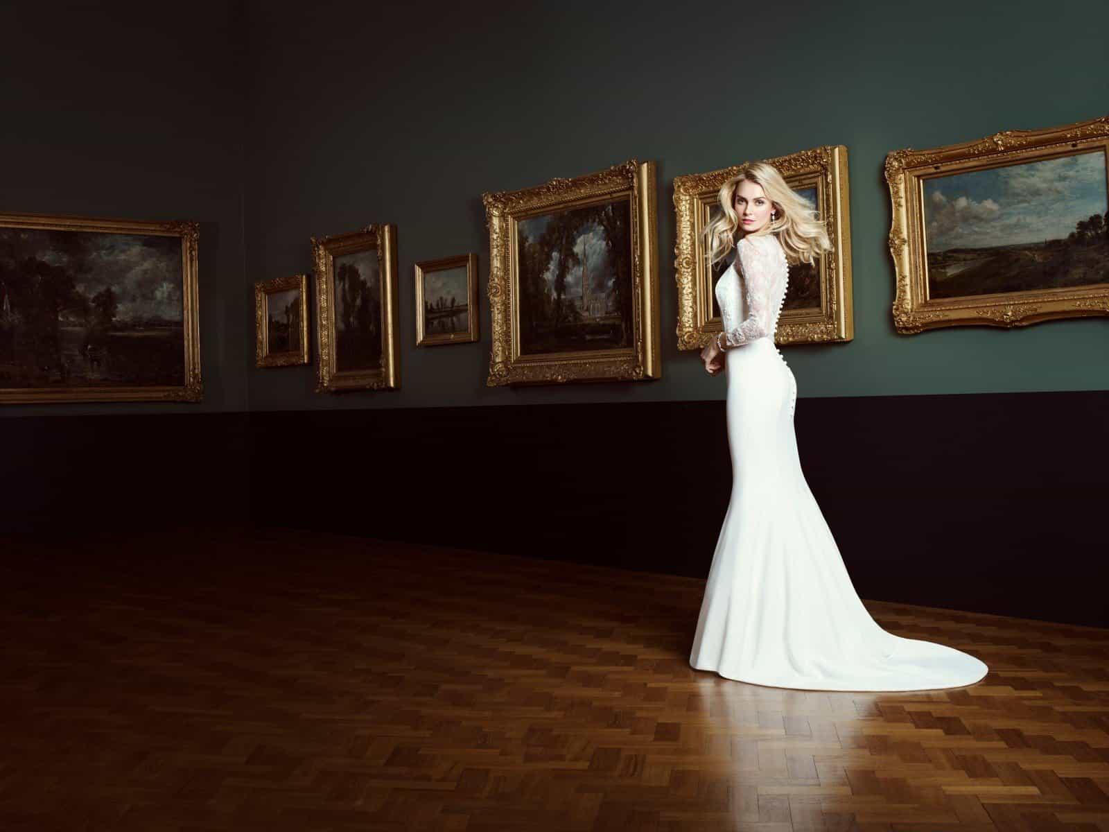 Wedding dress collection: Caroline Castigliano – Celebrating Romance