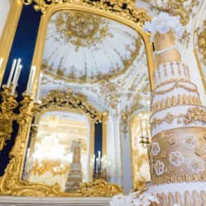Luxury Wedding Cakes London To Vienna