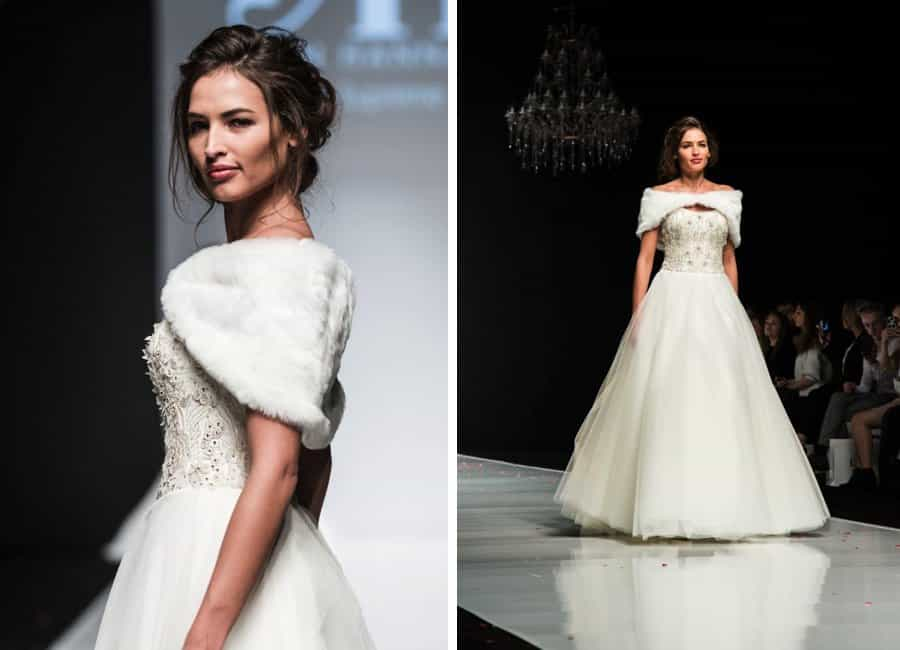Wedding dress collection: Alan Hannah - Love Supreme