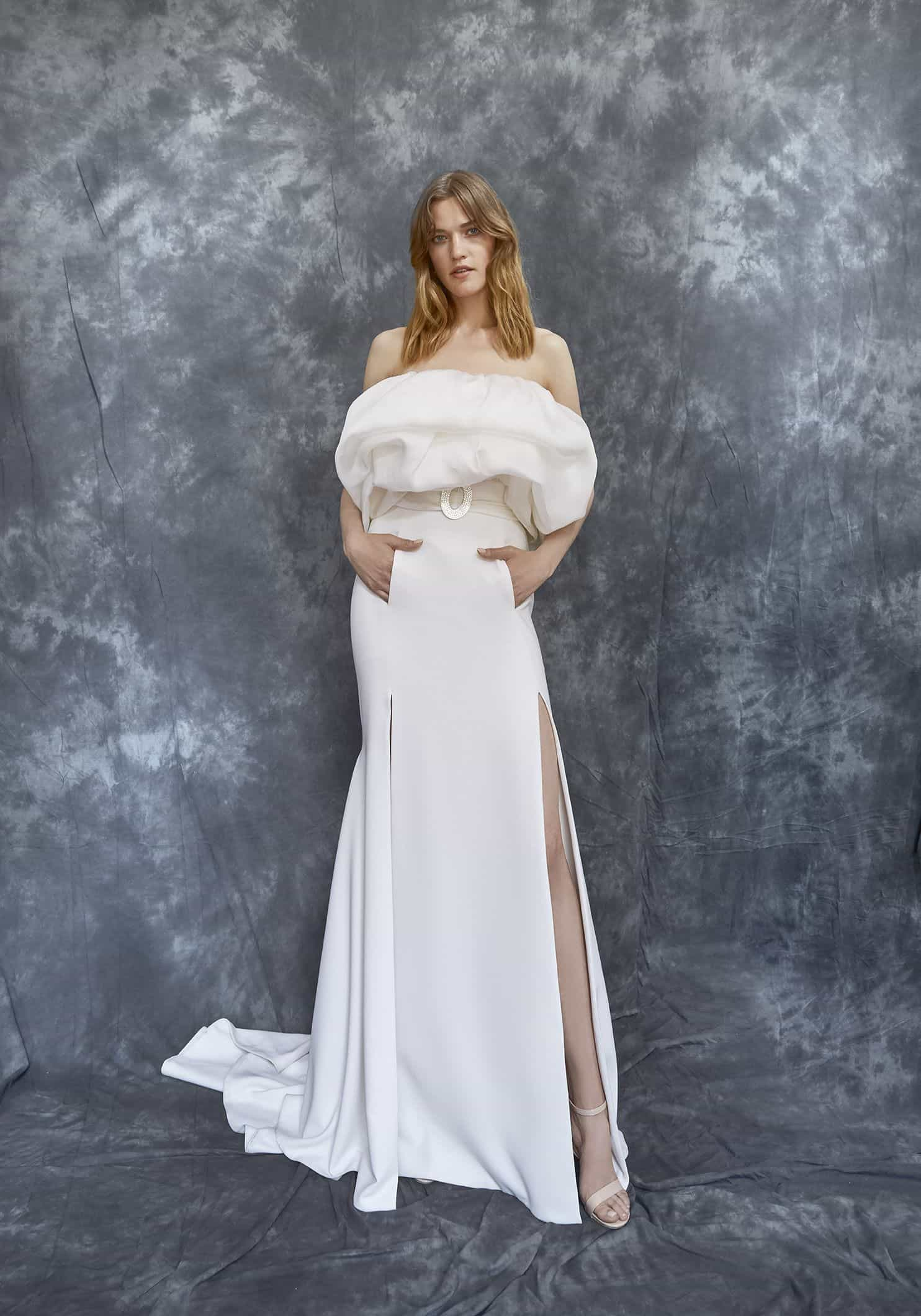 Wedding dress collection: Yolancris – Identity