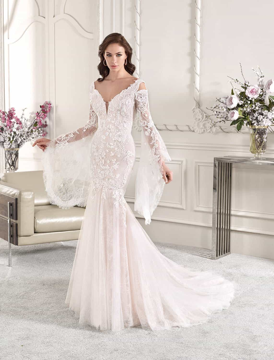Wedding dress collection: Demetrios – Starlight
