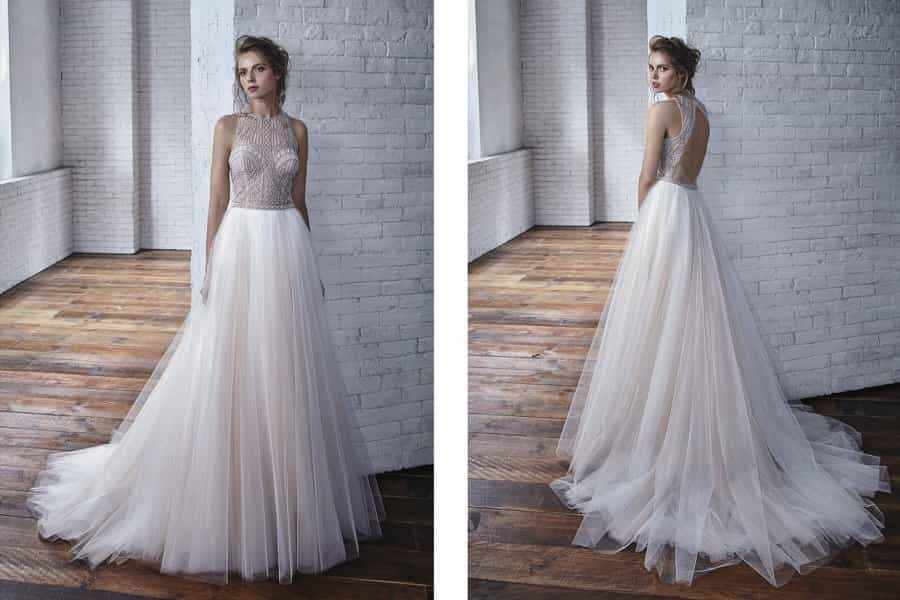 Wedding dress collection: Badgley Mischka