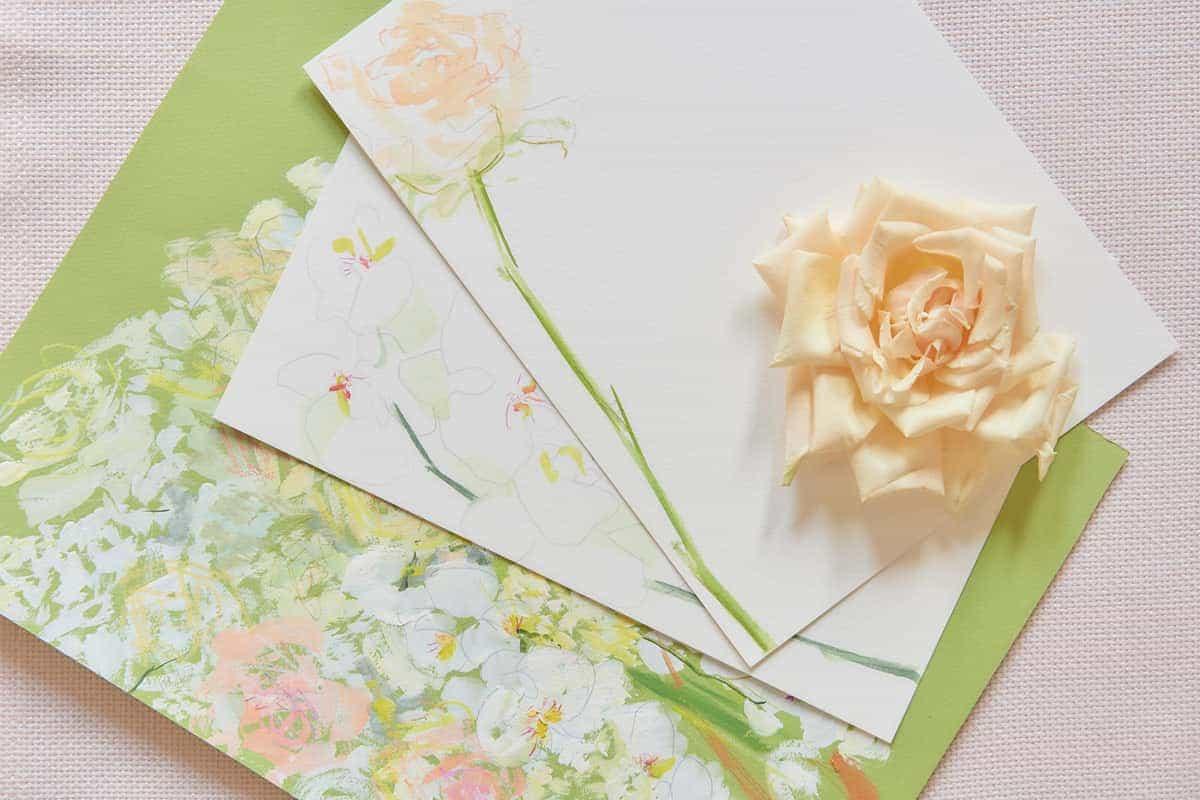Karen Tran Floral Opulence at The Savoy London - Ananya Cards