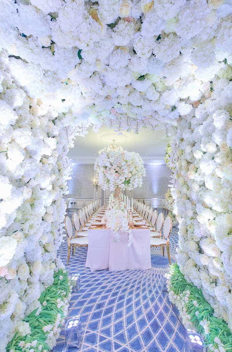 Karen Tran Floral Opulence at The Savoy London