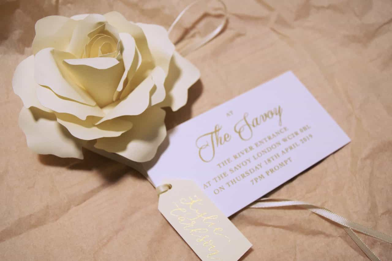 Luxury Wedding Invitations By Ananya Cards