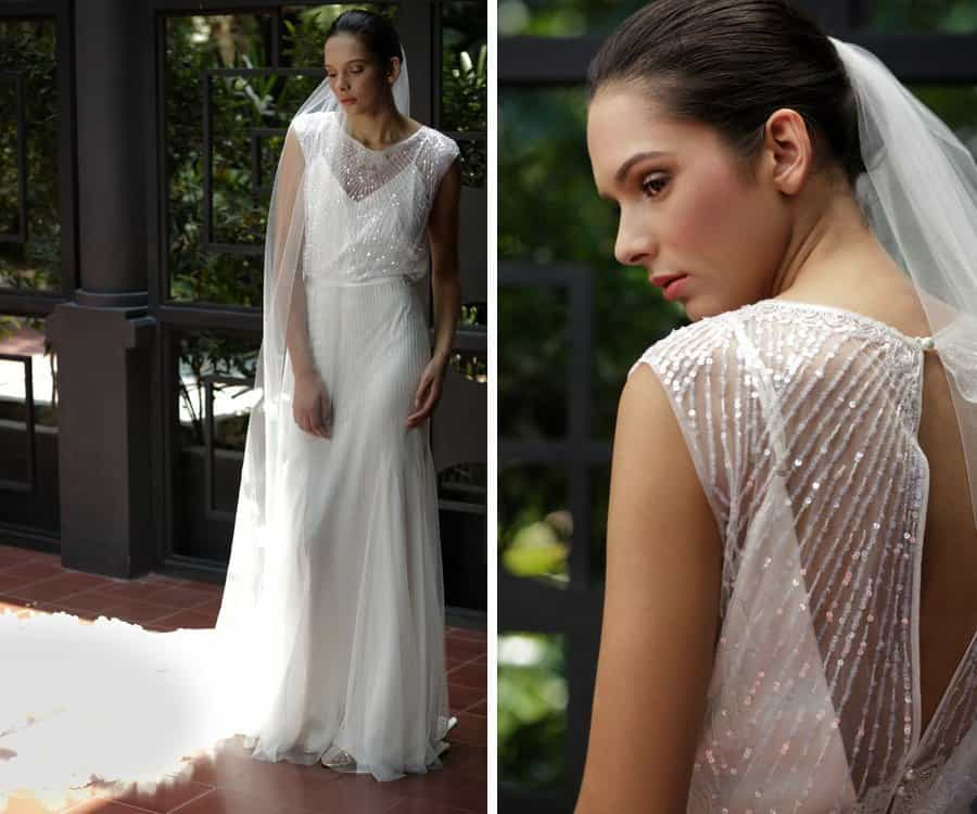 Wedding dress collection: Peony Rice