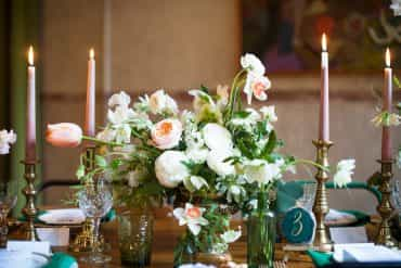 Low impact luxury weddings