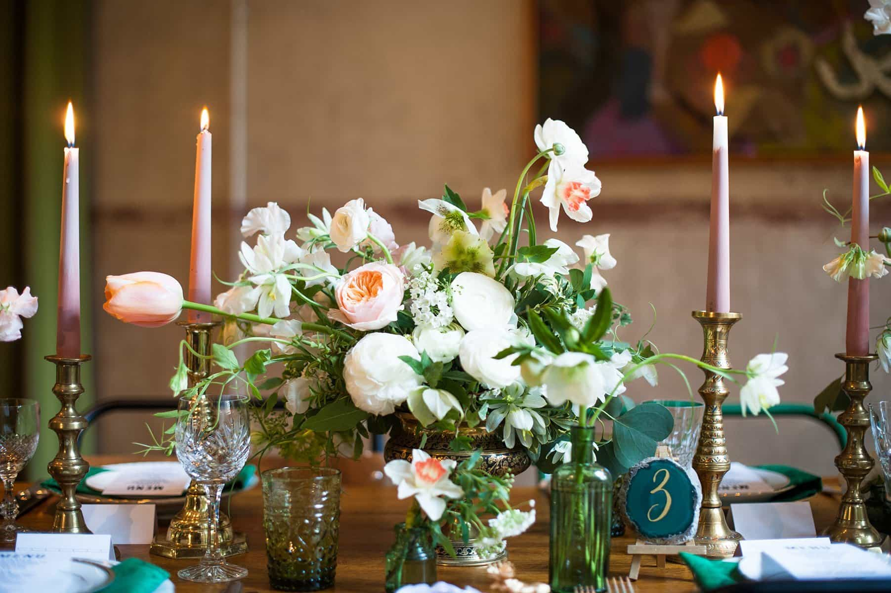 Low impact luxury weddings
