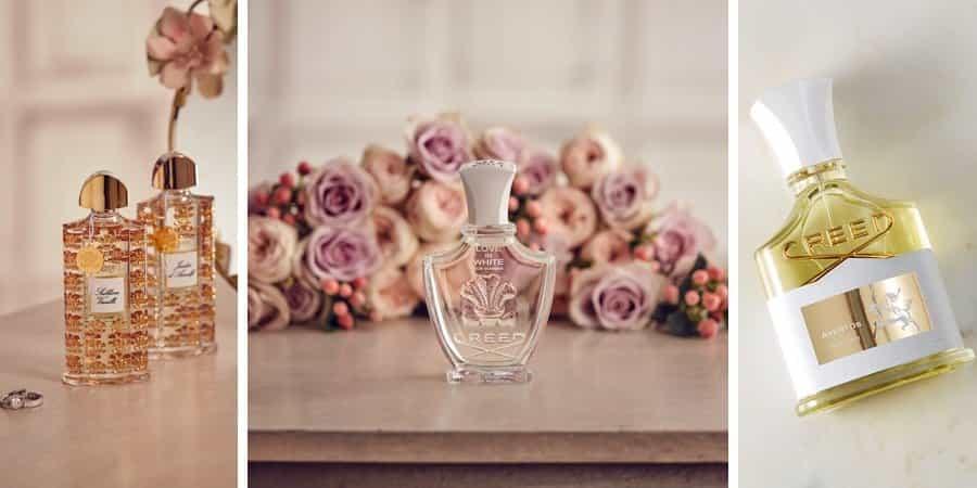 Creed – historic luxury fragrance