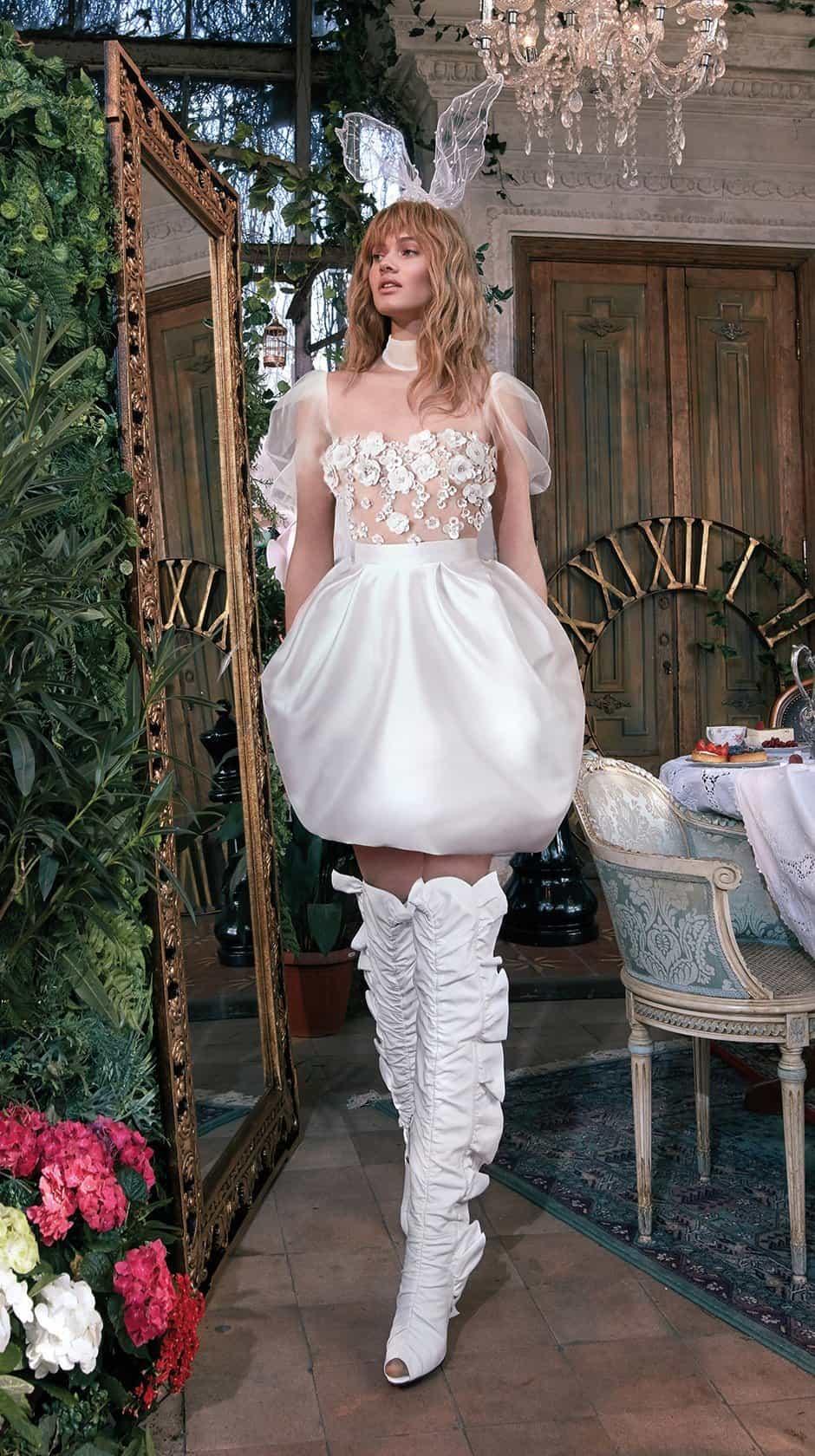 Wedding dress collection: Galia Lahav – GALA VIII
