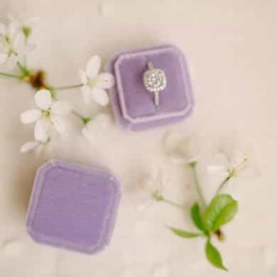 Colour palette: In Love with Lilac