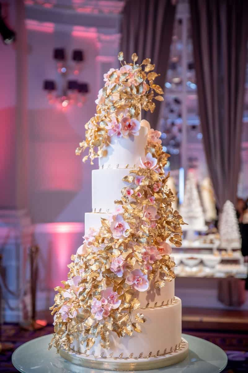 Award winning cake designer, Yevnig launches her latest cake collection