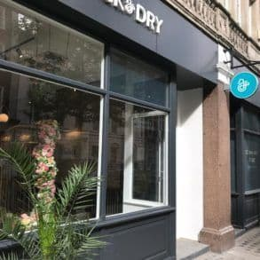 Duck & Dry – A luxurious styling haven in the heart of Mayfair