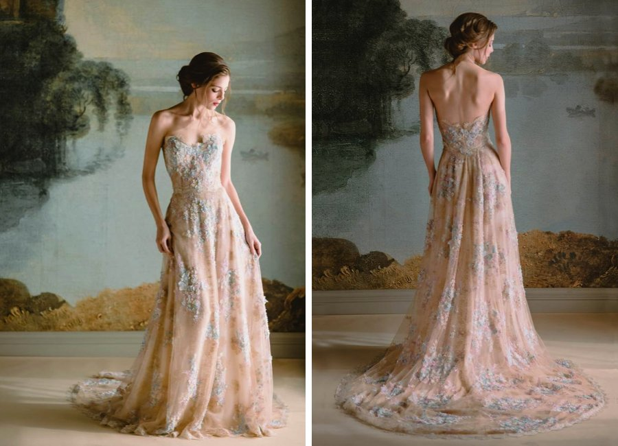 Wedding dress collection: Claire Pettibone - Timeless Bride