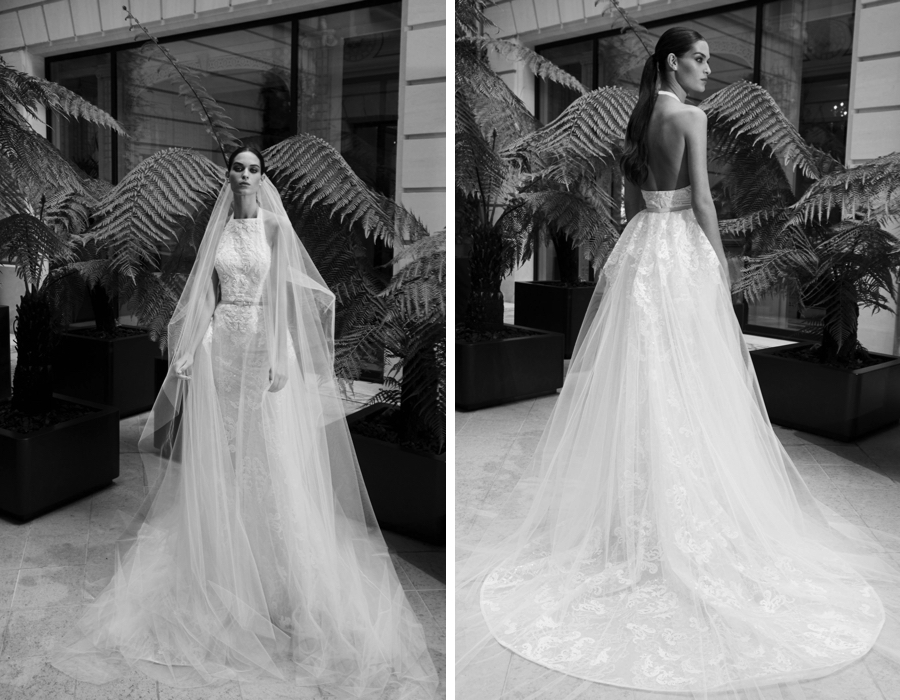 Wedding dress collection: Elie Saab - Fall 2019