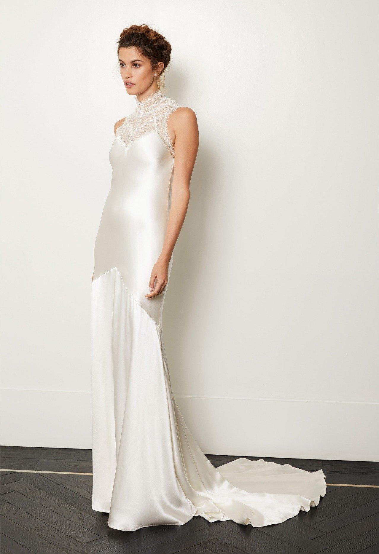Wedding dress collection: Amanda Wakeley