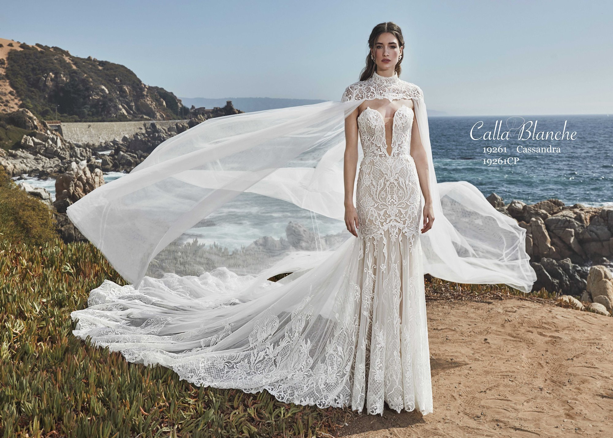 Dress collection: Calla Blanche – Fall 2019
