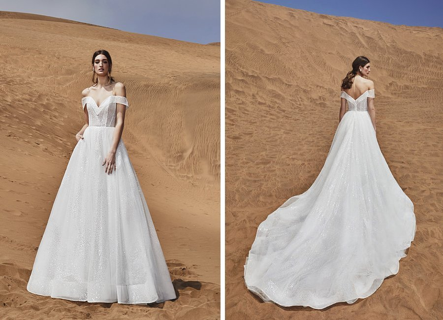 Dress collection: Calla Blanche - Fall 2019