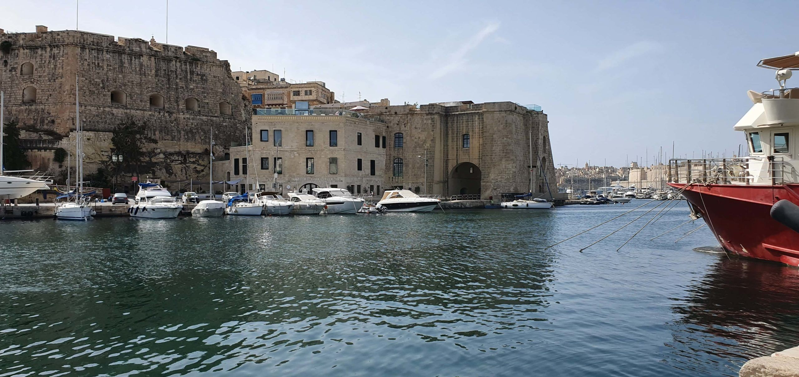 Review: Cugó Gran Macina Grand Harbour, Malta