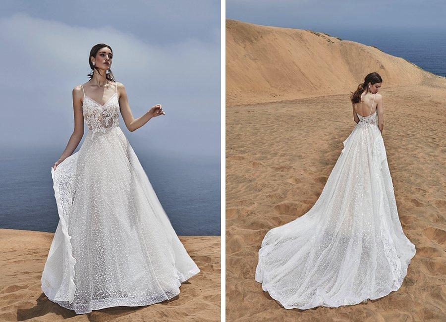 Dress collection: Calla Blanche - Fall 2019
