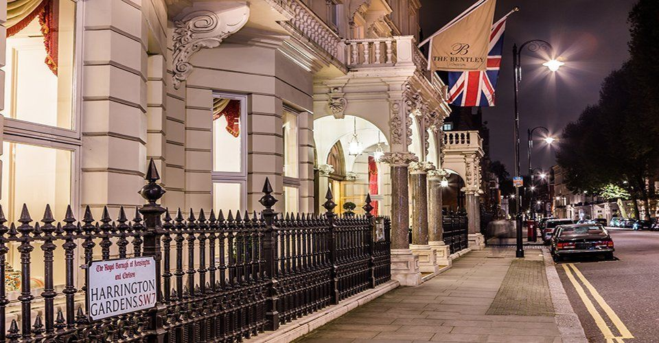 Review: The Bentley Hotel London